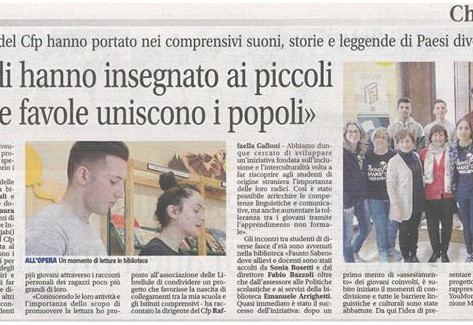 Tales Join People in Italy
