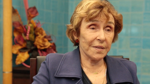 Édith Cresson interviewed at National Meeting of Second Chance Education Initiatives in Matosinhos