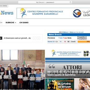 ZANANEWS – students online journal, Italy