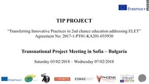 Sofia's Transnational Meeting