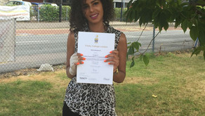 English results improve after innovative improvisation project with Phoenix, UK.