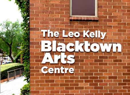 Blacktown Arts Centre Artist Residency