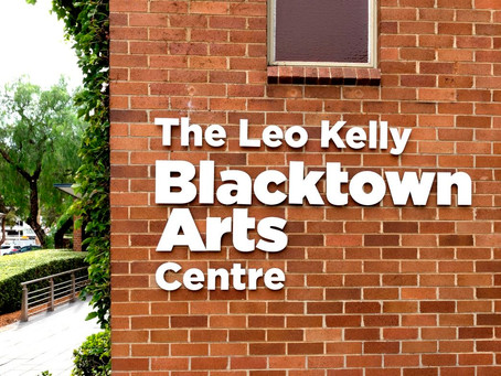 Blacktown Arts Centre Artist Residency