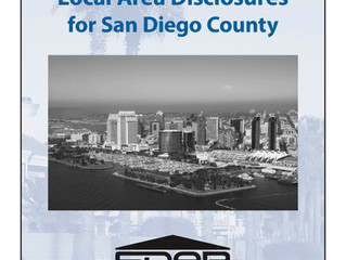 SDAR releases updated Local Area Disclosure Booklet
