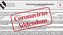 Coronavirus - New Legal Documents & Useful Materials
