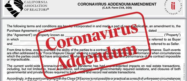 Coronavirus - New Legal Documents & Useful Materials