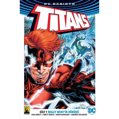 Titans Cilt 1 Wally West'in Dönüşü