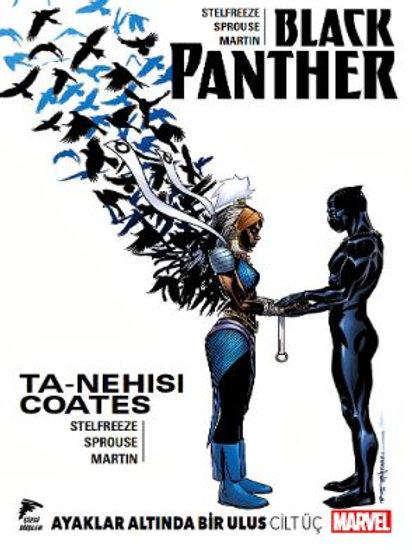Black Panther Cilt 3