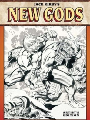 Jack Kirbys New Gods Artists Edition