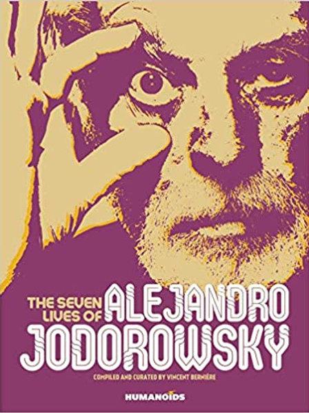 The Seven Lives of Alejandro Jodorowsky HC