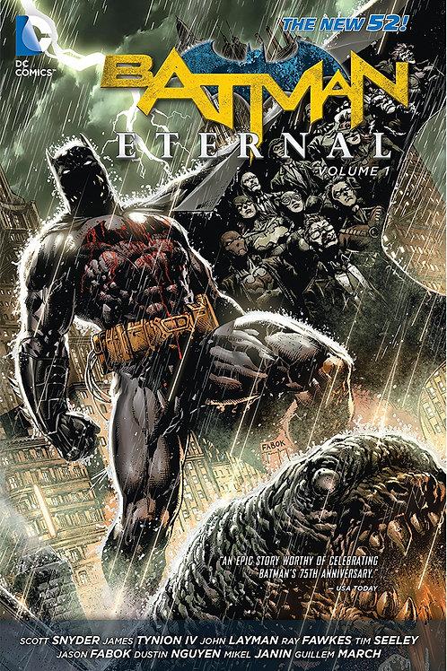 Batman Eternal Volume 1