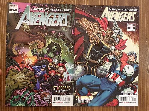Avengers #27-28
