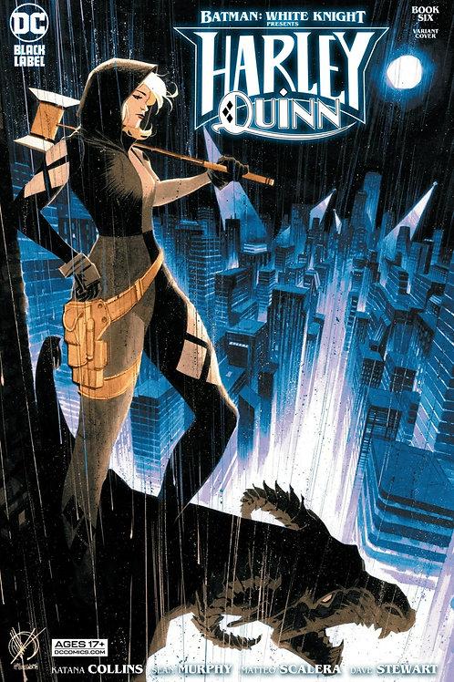 Batman: White Knight Presents Harley Quinn #6 Variant