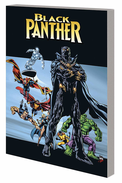Black Panther by Christopher Priest Complete Collection Volume 2