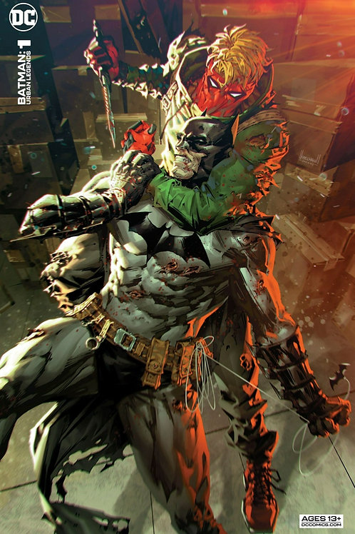 Batman: Urban Legends #1 Kael NguVariant