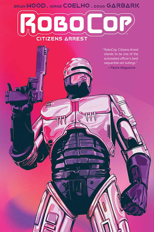 Robocop Citizens Arrest