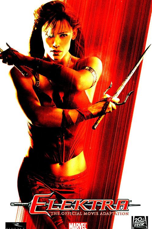Elektra The Official Movie Adaptation
