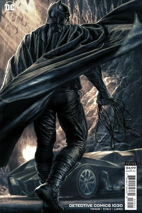 Detective Comics #1030 Lee Bermejo Variant