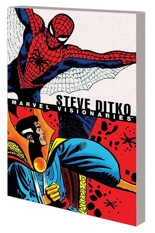 Marvel Visionaries Steve Ditko