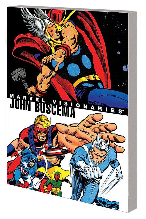 Marvel Visionaries John Buscema