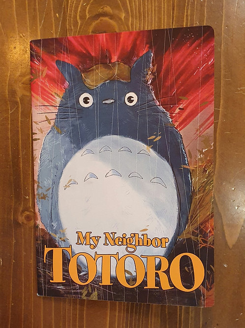 Tolunay Keskin - Totoro A5 Defter