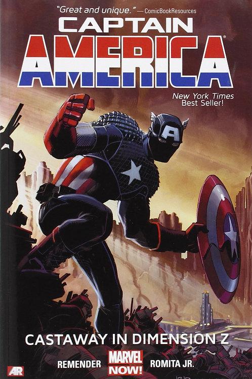 Captain America Volume 1: Castaway in Dimension Z