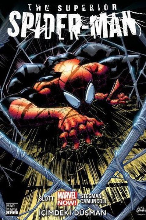 Superior Spider-Man Cilt 1