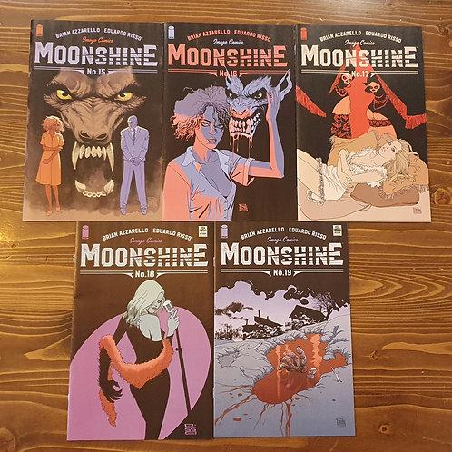 Moonshine #15-16-17-18-19