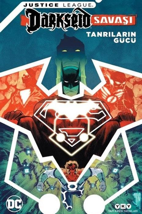 Justice League Darkseid Savaşı: Tanrıların Gücü