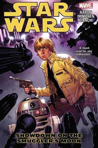 Star Wars Volume 2: Showdown On The Smuggler's Moon