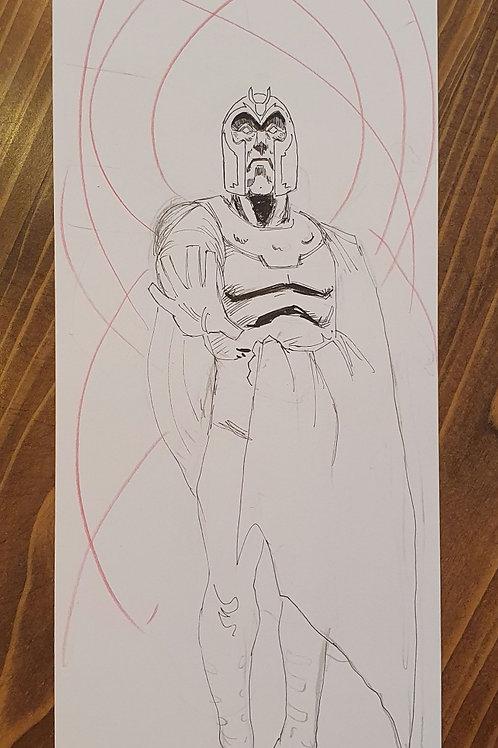 Uğur Gürtekin - Magneto Çizim