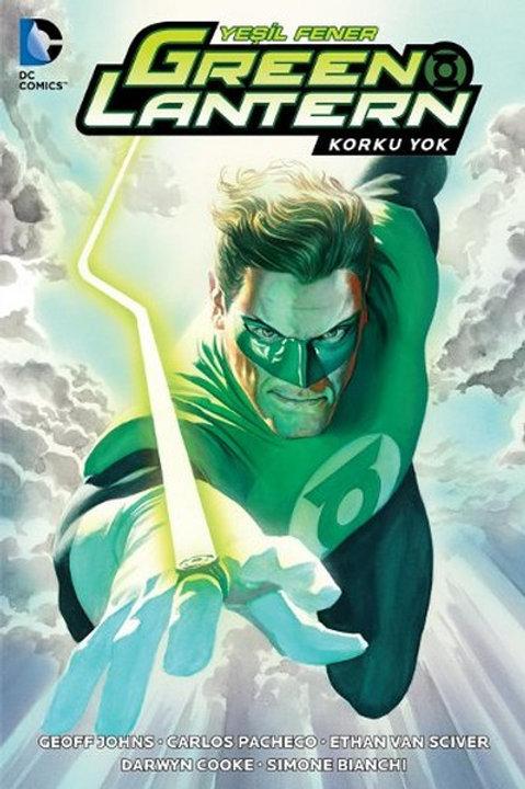Green Lantern Cilt 3 Korku Yok