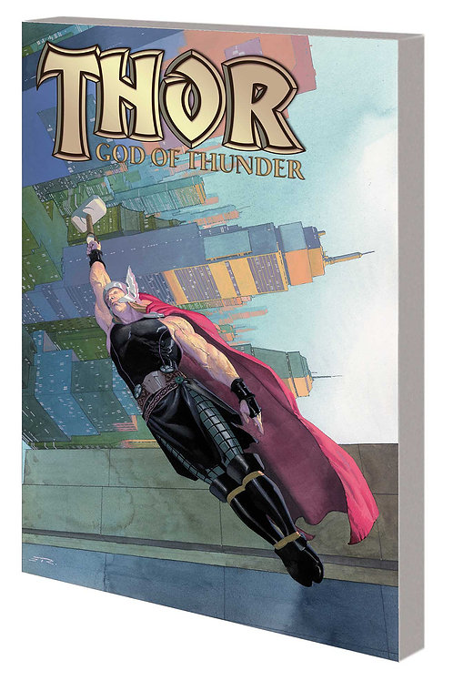 Thor by Jason Aaron Complete Collection Volume 1