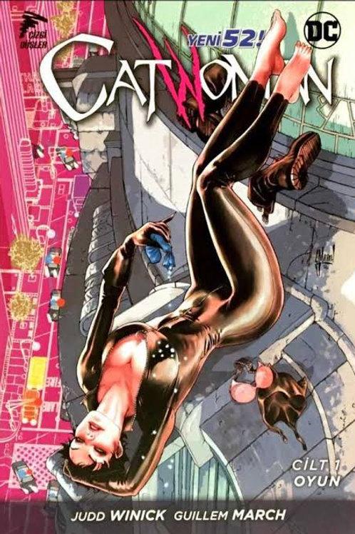 Catwoman Cilt 1