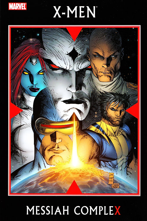 X-Men Messiah Complex