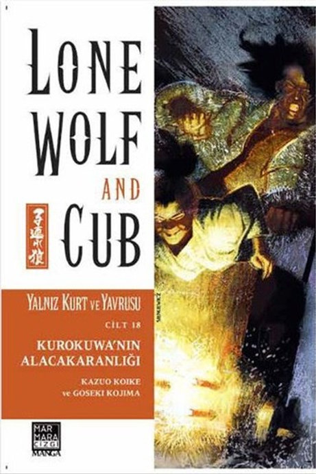 Lone Wolf and Cub Cilt 18