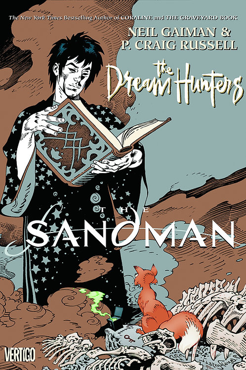 The Sandman The Dream Hunters