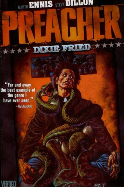 Preacher Volume 5
