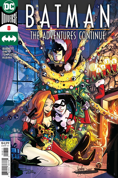 Batman The Adventures Continue #8