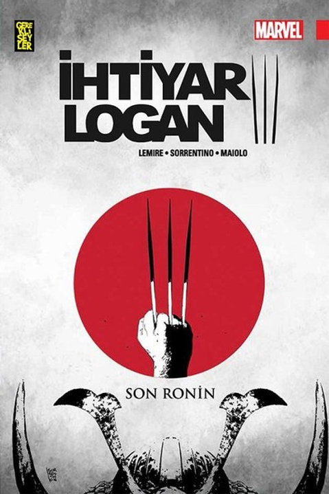 İhtiyar Logan Cilt 3