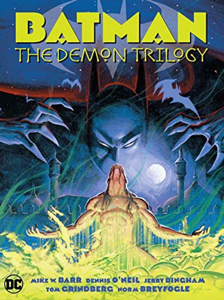 Batman: The Demon Trilogy HC