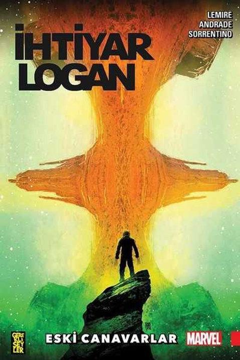 İhtiyar Logan Cilt 4