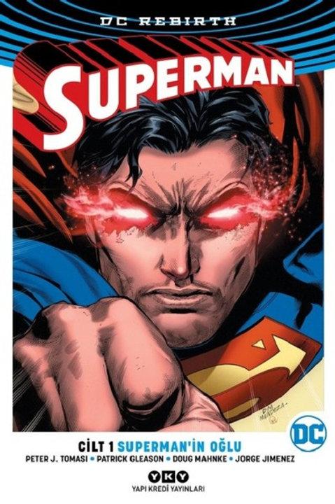Superman Cilt 1 Superman'in Oğlu