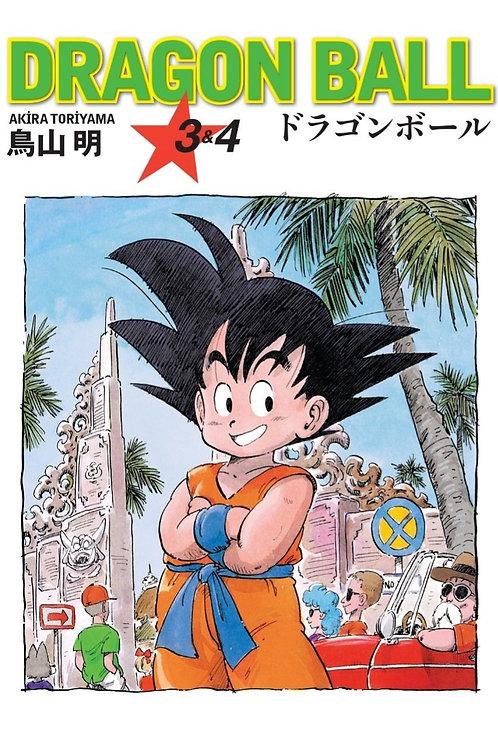 Dragon Ball 3&4