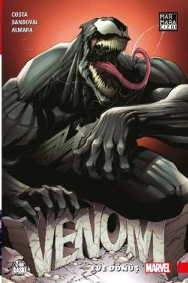 Venom Cilt 1 Eve Dönüş