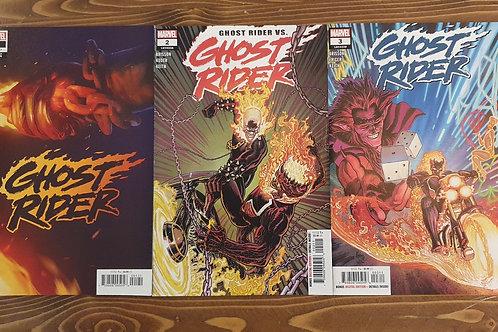 Ghost Rider (2019) #1-2-3