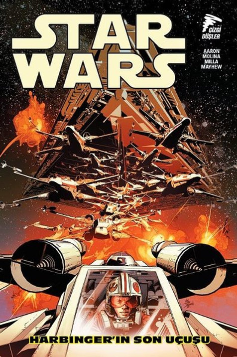 Star Wars Cilt 4 Harbinger'ın Son Uçuşu