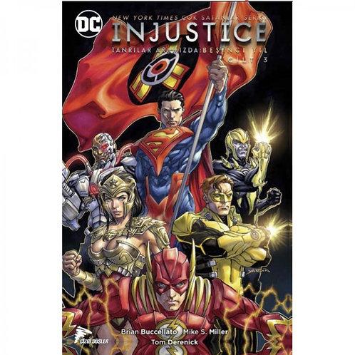 Injustice Tanrılar Aramızda Beşinci Yıl Cilt 3