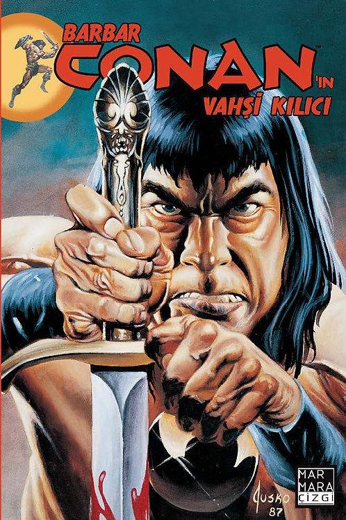 Barbar Conan'ın Vahşi Kılıcı Cilt 26