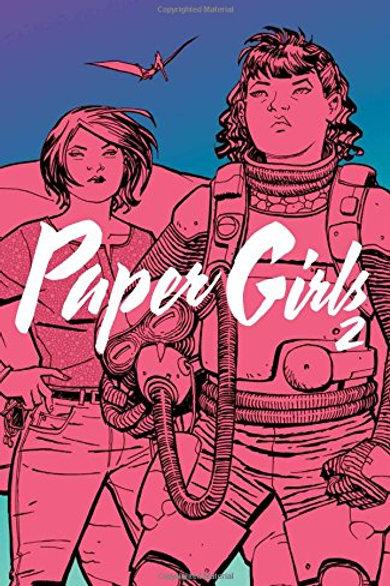 Paper Girls Volume 2
